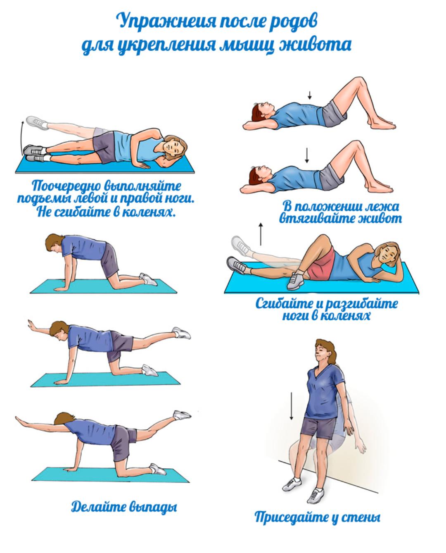 Какие упражнение делать чтобы убрать живот фото