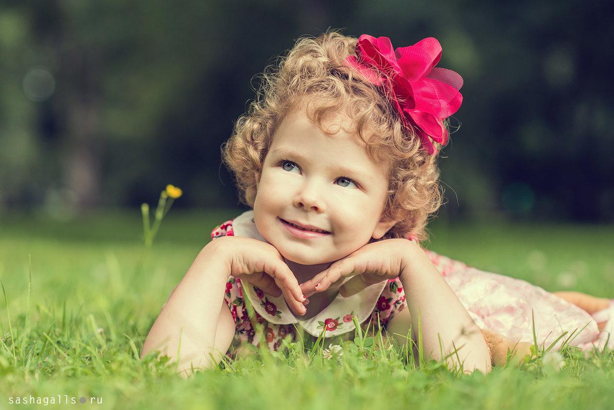 Ребенка фото с эффектами