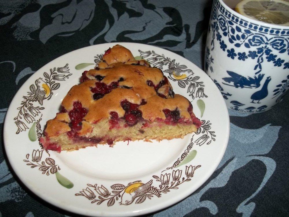 Быстрый пирог на кефире видео рецепт