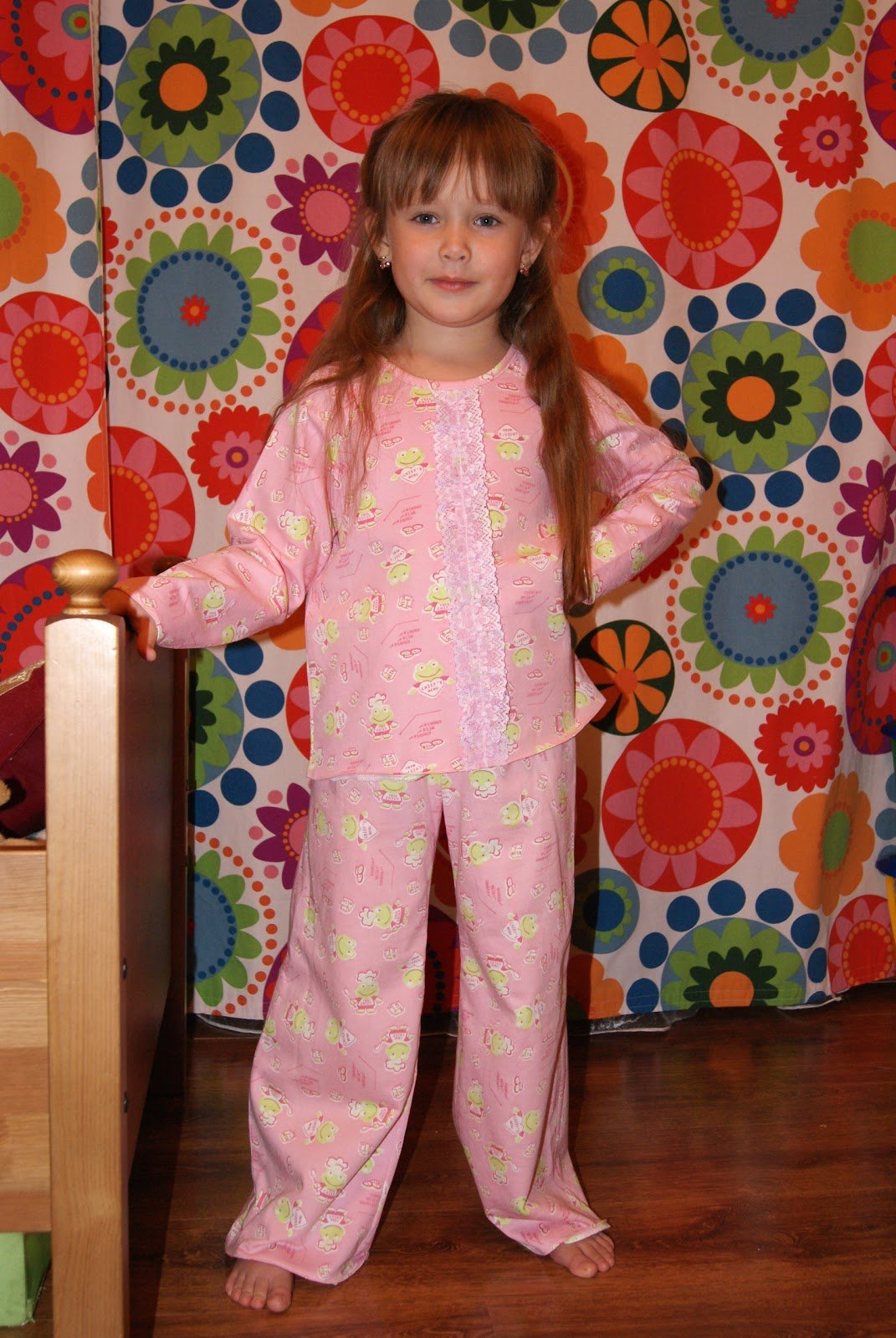 Из чего сшить пижаму для ребенка 39