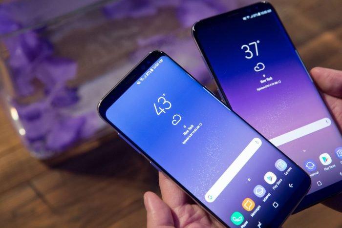 Новые телефоны samsung a 2018