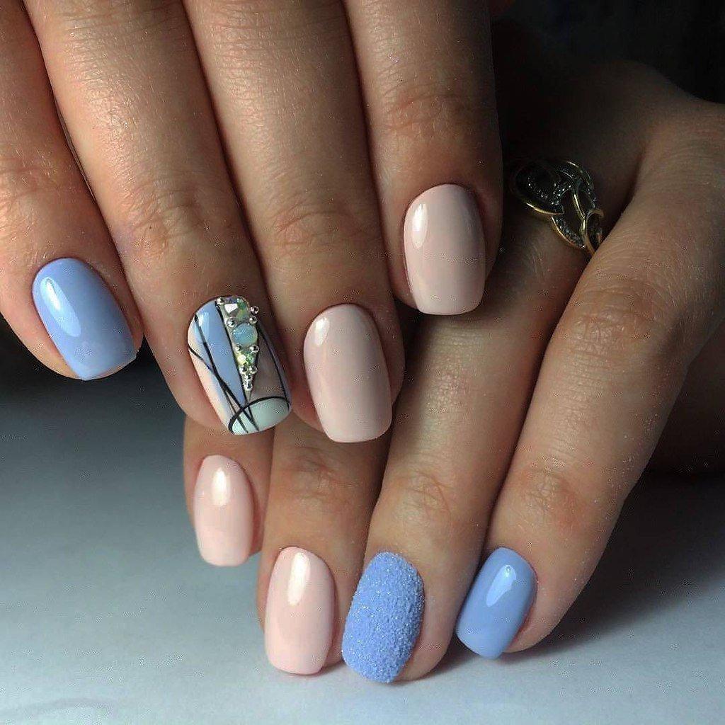 Дизайн ногтей лето 2018 фото вк