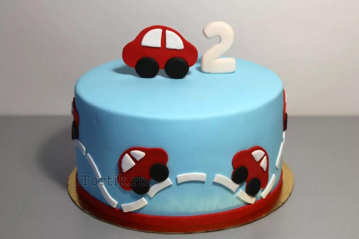 Идеи для торта на 2 года мальчику фото