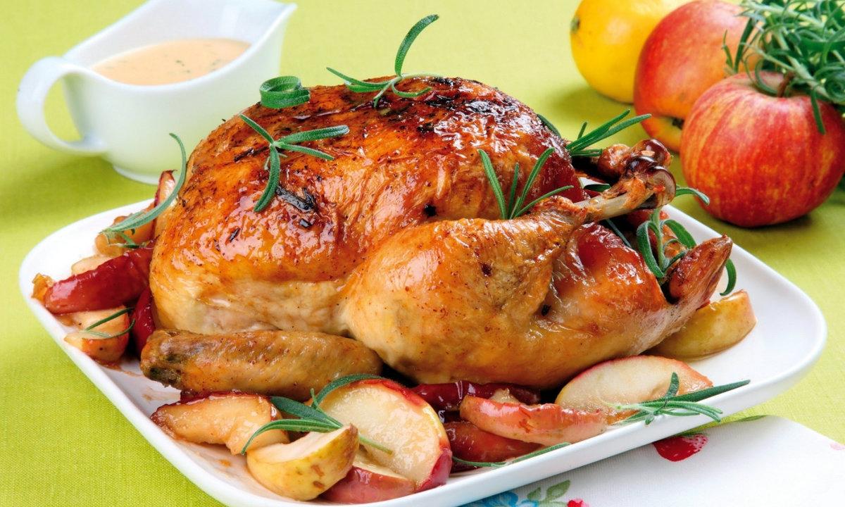 Рецепты с окорочками куриными