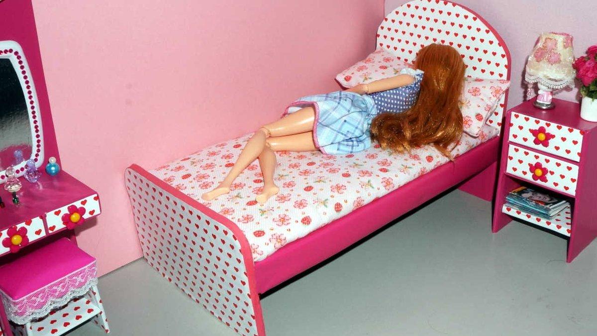 Барби мебель своими руками 59