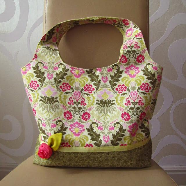 Пошив текстильных сумок своими руками 72