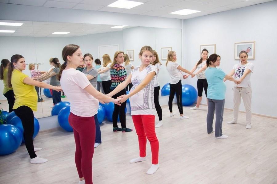 Фитнес для беременных гатчина 11