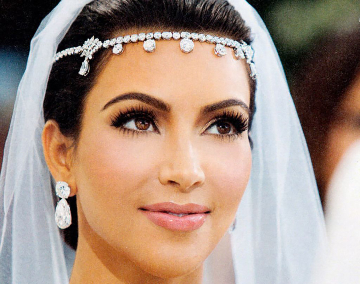 Макияж невесты 2016 карие глаза