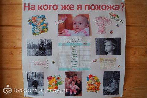Сценарий дня рождения дочери в домашних условиях 910