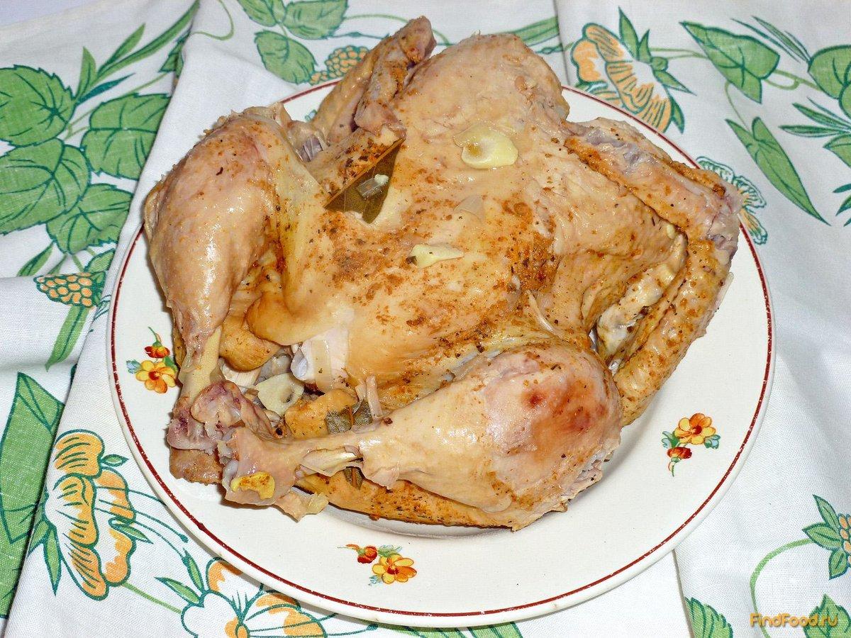 Курица по-арабски. Пошаговый рецепт с фото. Видео 5