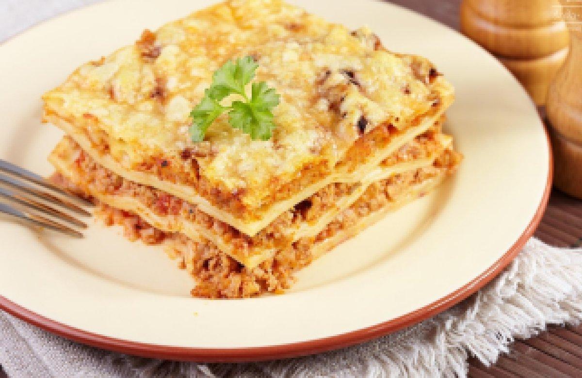 Начинки для лазаньи рецепты пошагово