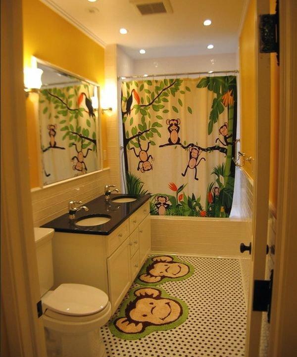 Декорирование ванной комнаты своими руками фото 73