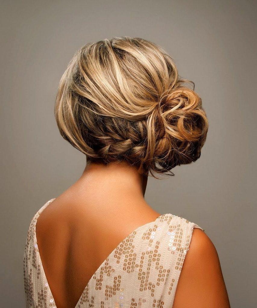 Прически вечерние на длинные волосы с ободком фото