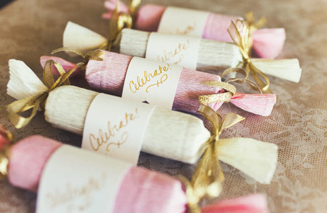 Упаковать конфеты на свадьбу своими руками 76
