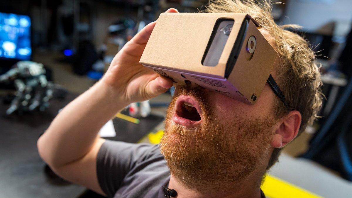 Очки виртуальной реальности своими руками для компьютера 85