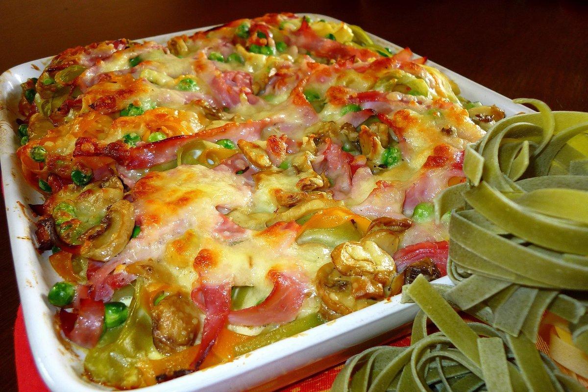 Рецепты вторых блюд без мяса на каждый день