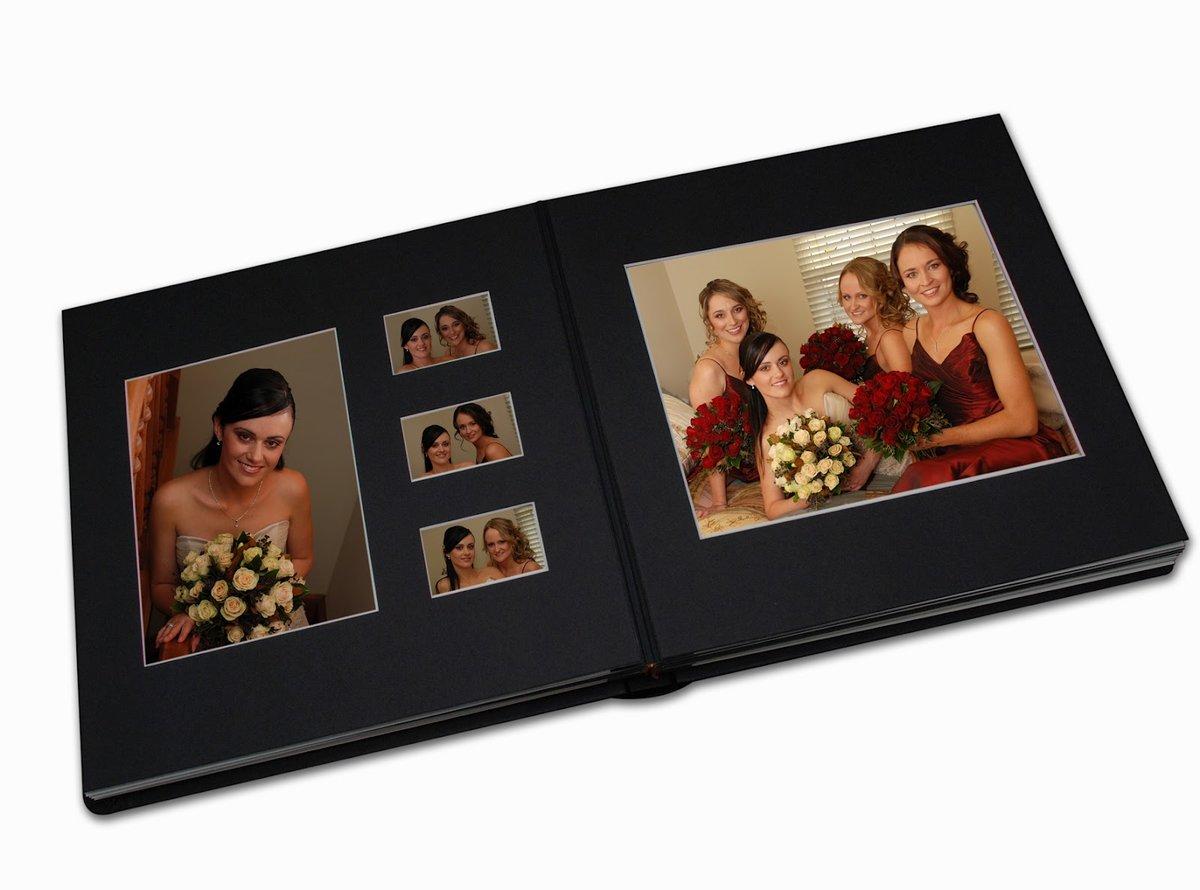 Как сделать свадебный альбом для фотографий своими руками 738