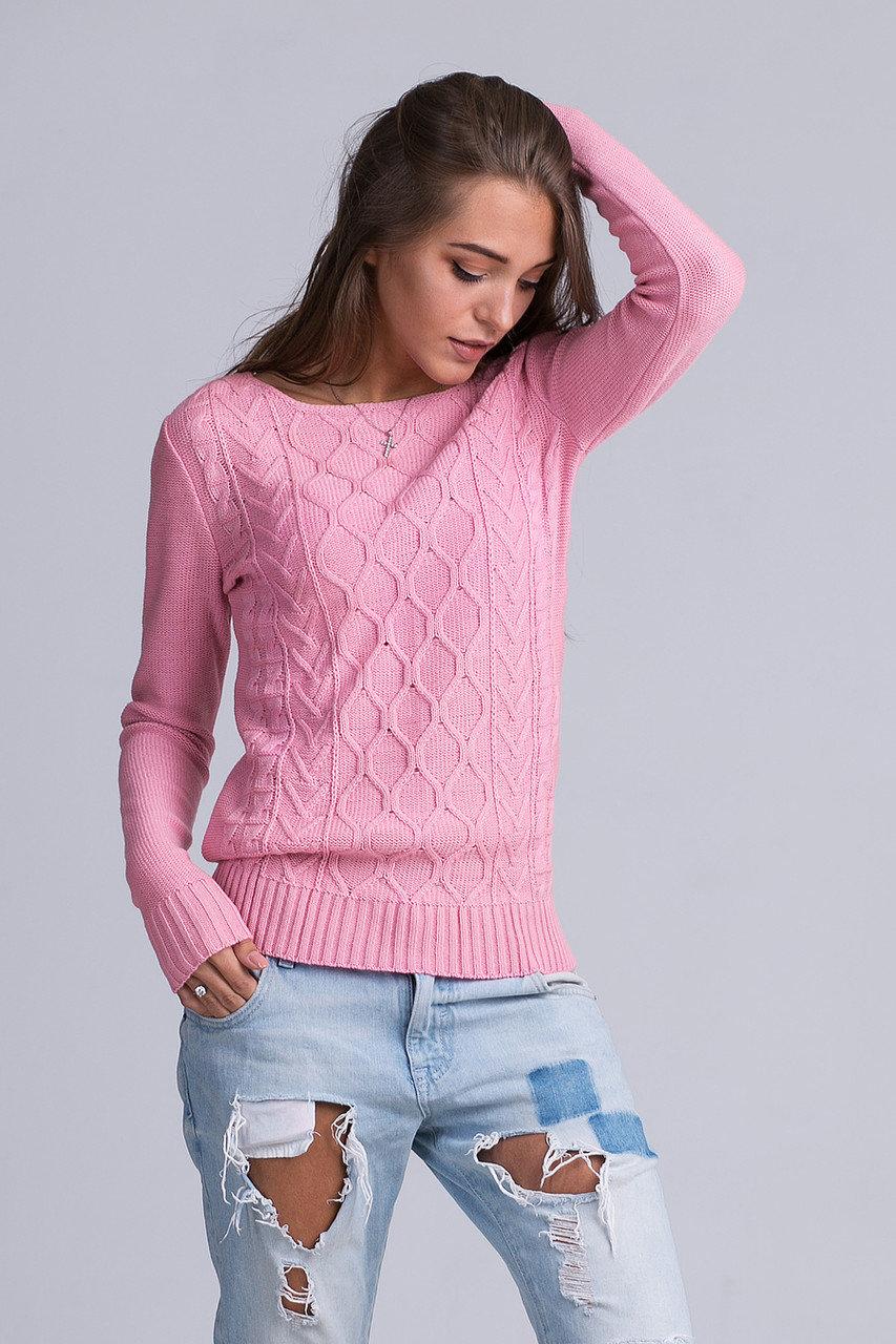 Молодежные свитера женские спицами фото и схемы