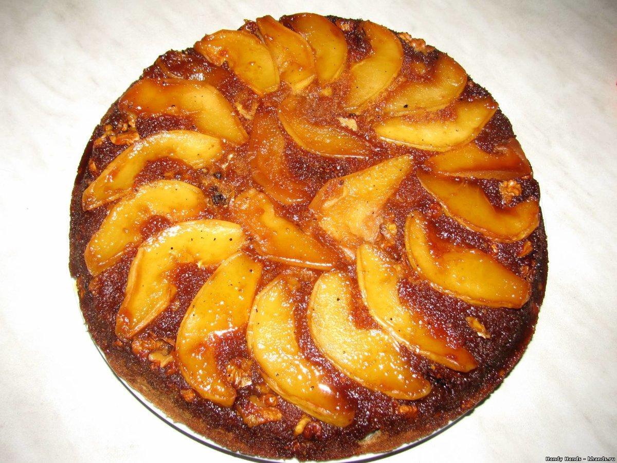 Грушевый пирог на кефире рецепт пошагово в духовке
