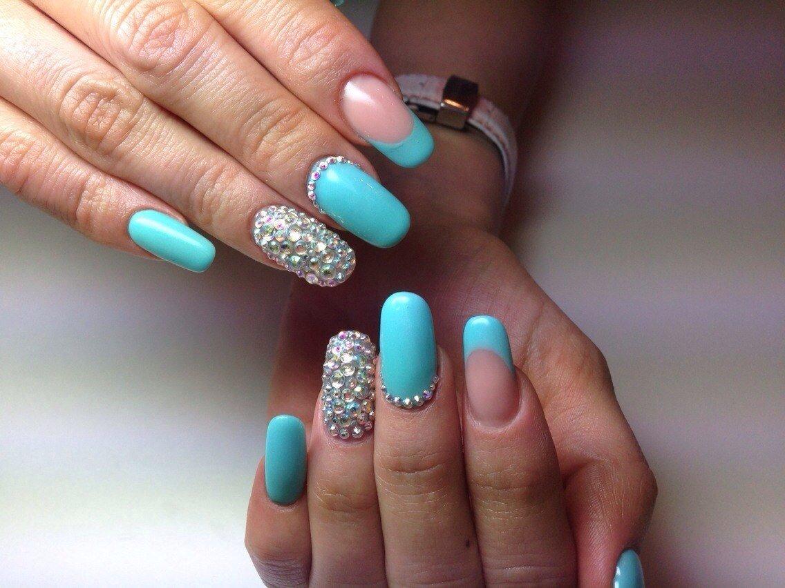 Идеи Дизайна На Овальные Ногти