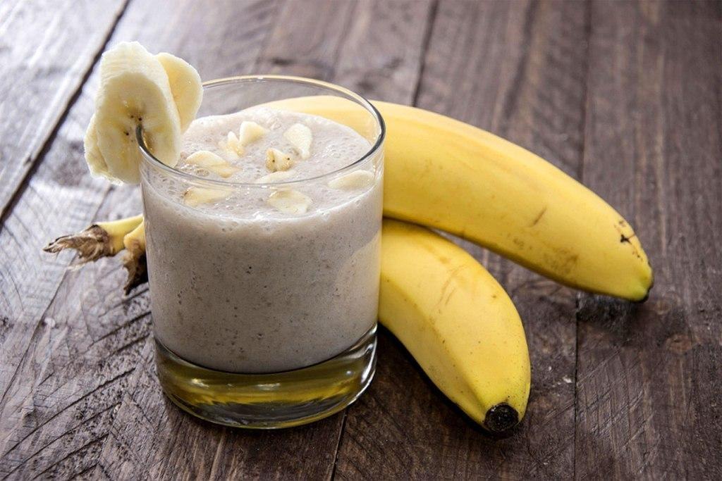 Как сделать напиток с бананом 949