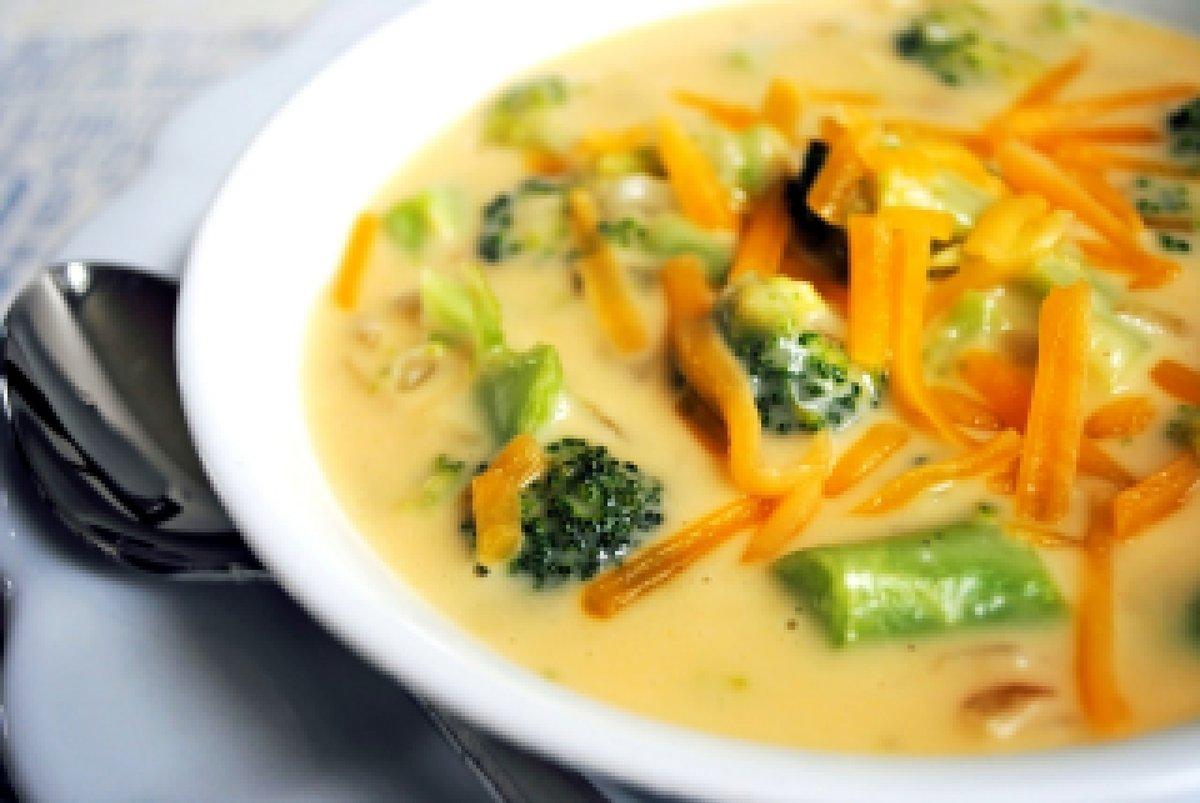 Крем куриный суп со сливками рецепт пошагово