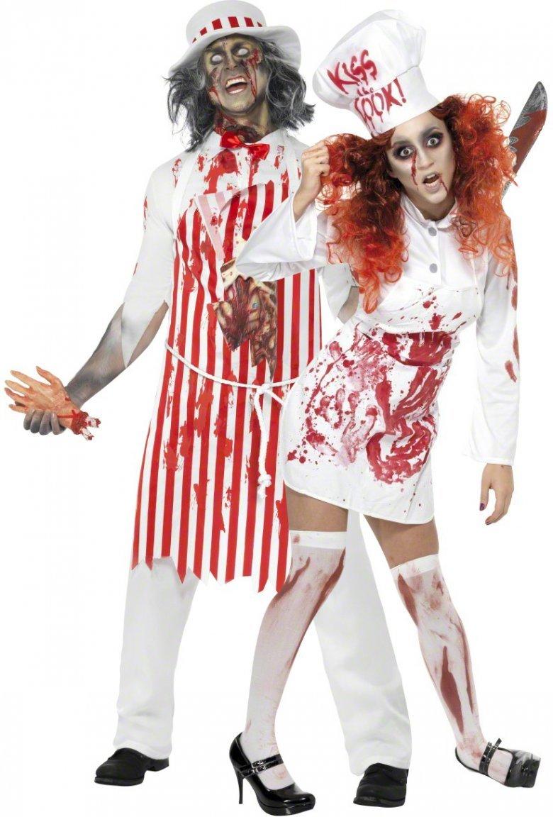 Картинки для хэллоуина костюмы своими руками