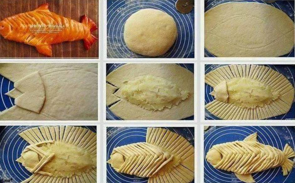Как сделать пирог на дрожжевом тесте фото