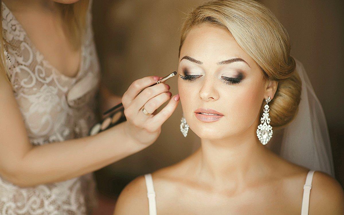 Неудачный макияж невесты фото