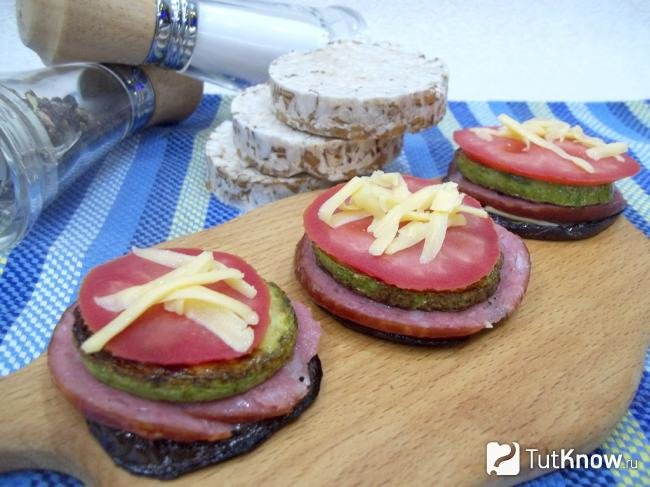 Как сделать бутерброд без колбасы 65