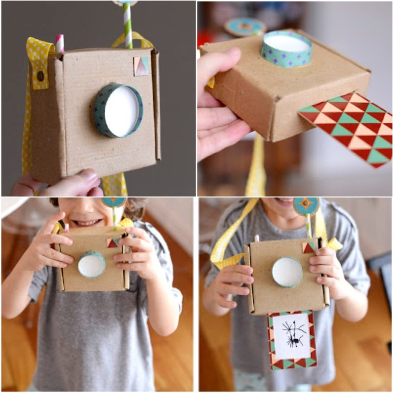 Поделки коробок своими руками 7