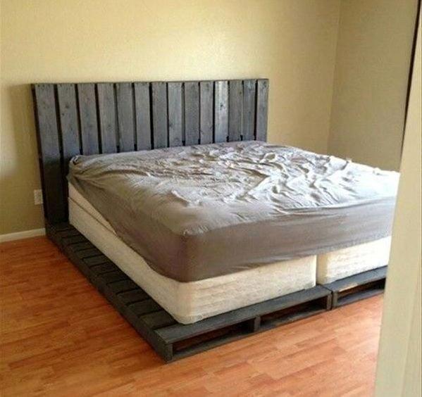 Кровать своими руками под матрас 451
