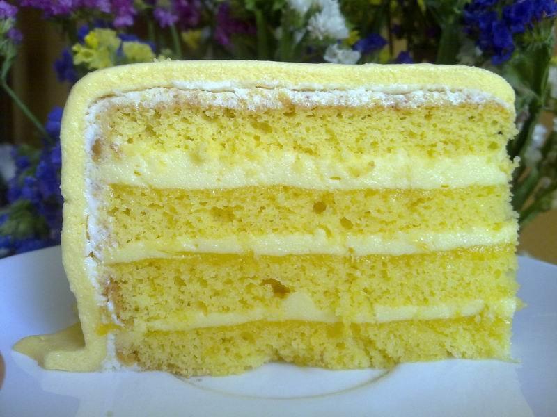 Торт лимонник с фото рецепт