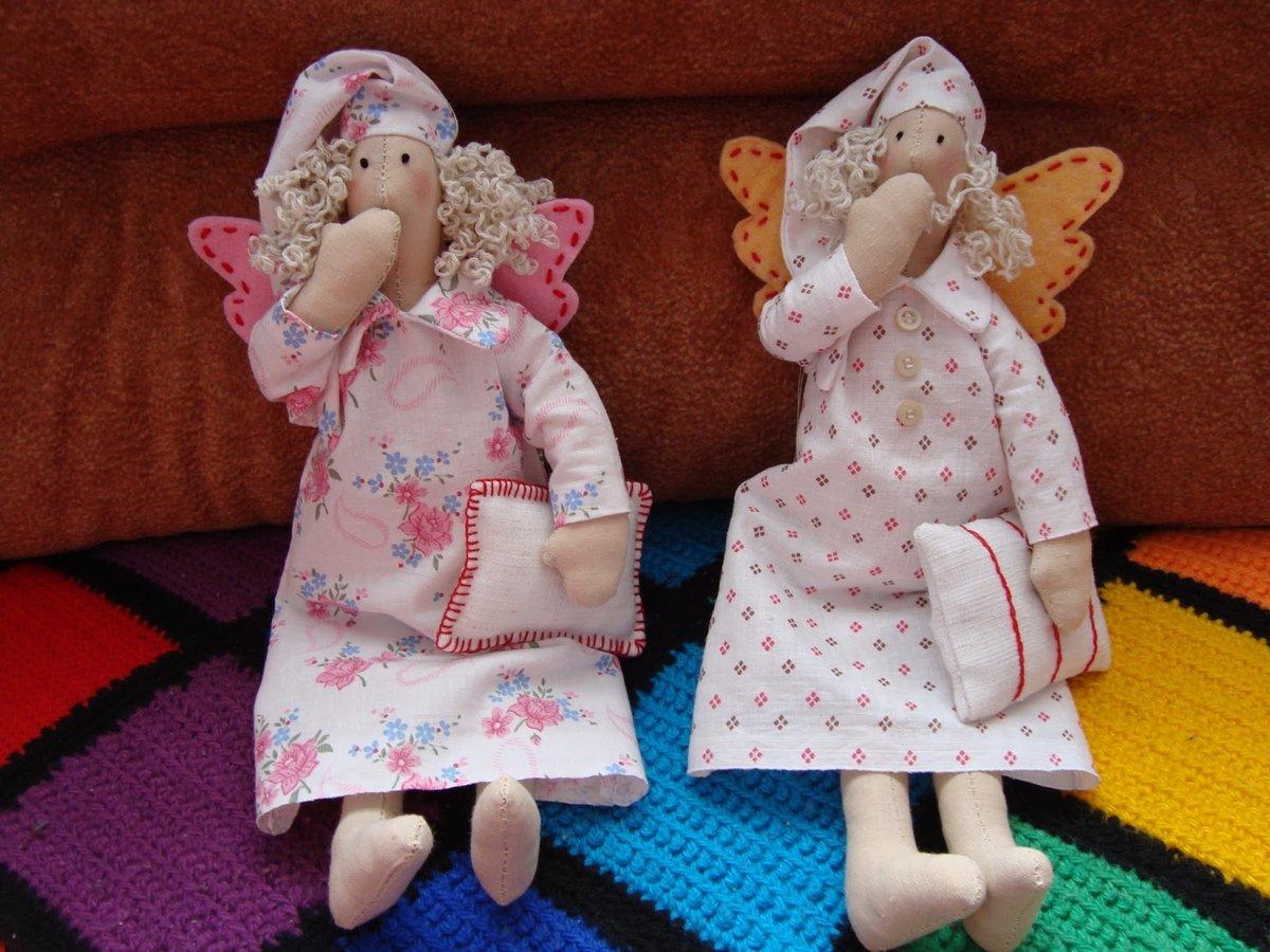 Куклы сплюшки своими руками 41