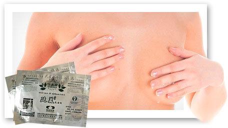 Пластырь от мастопатии... Китайский пластырь от мастопатии Huaxin Breast Plaster - как действует, состав, отзывы врачей и пациен