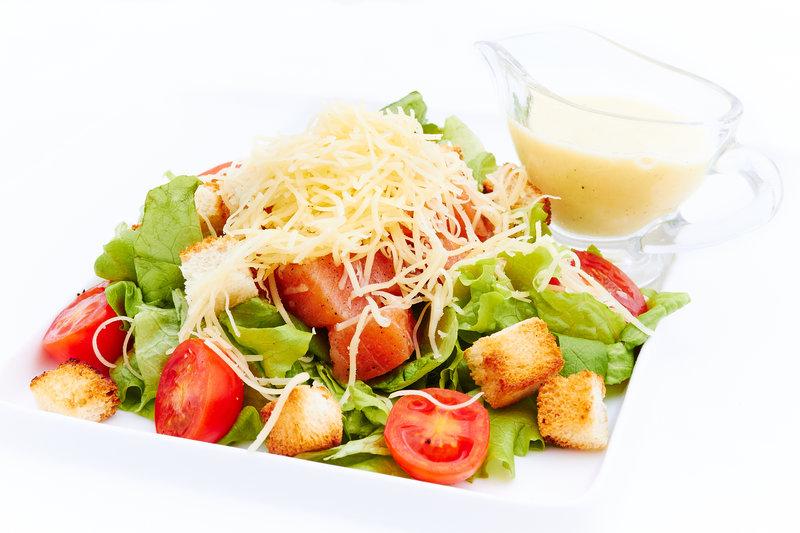 Соус для салата цезарь с курицей рецепт с пошагово в домашних условиях