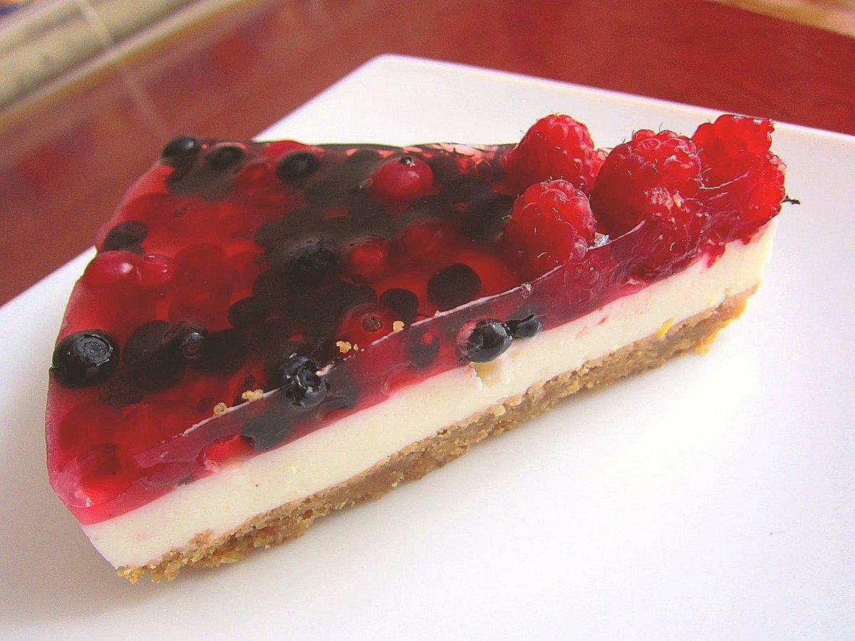 Чизкейк рецепт творожный с фруктами рецепт