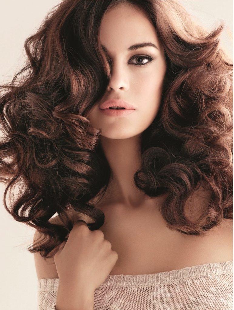 Пышные прически на длинные волосы: фото, как сделать укладку 2