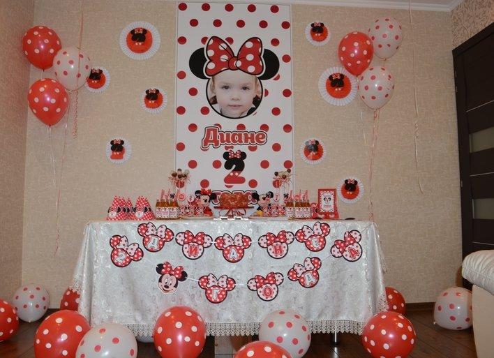 Украсить комнату на день рождения ребенка 1 год своими руками для девочек 85