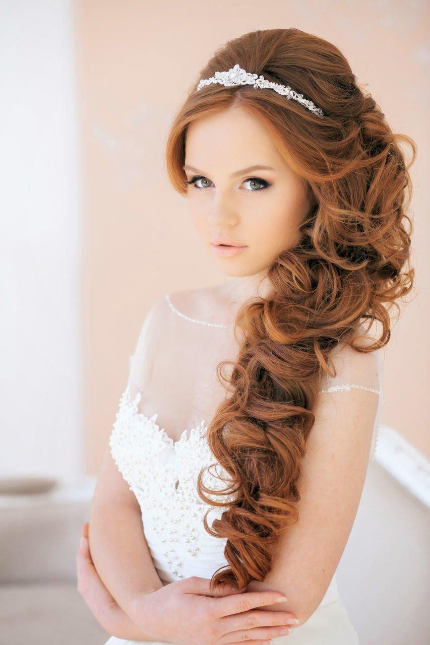 Причёска на длинные волосы своими руками легкие