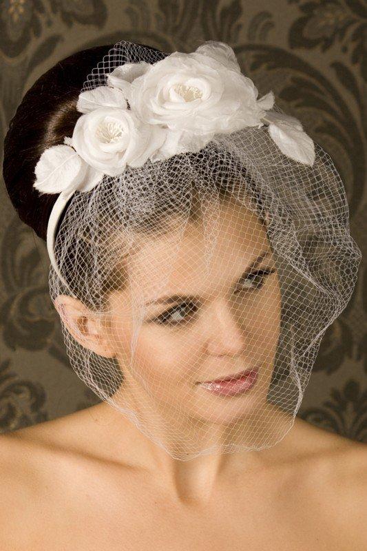 Шляпки для невест своими руками 134