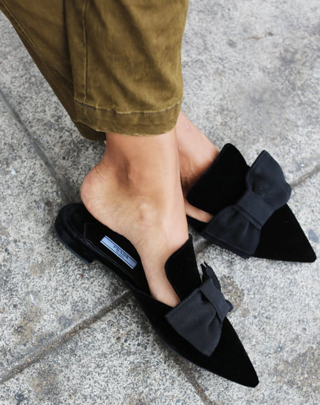 Pointy shoes back in fashion 43