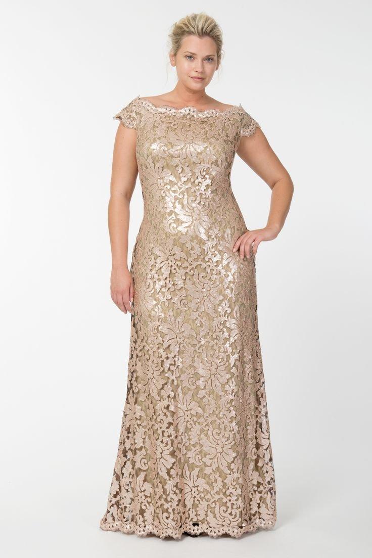 Платье на свадьбу маме невесты для полных женщин