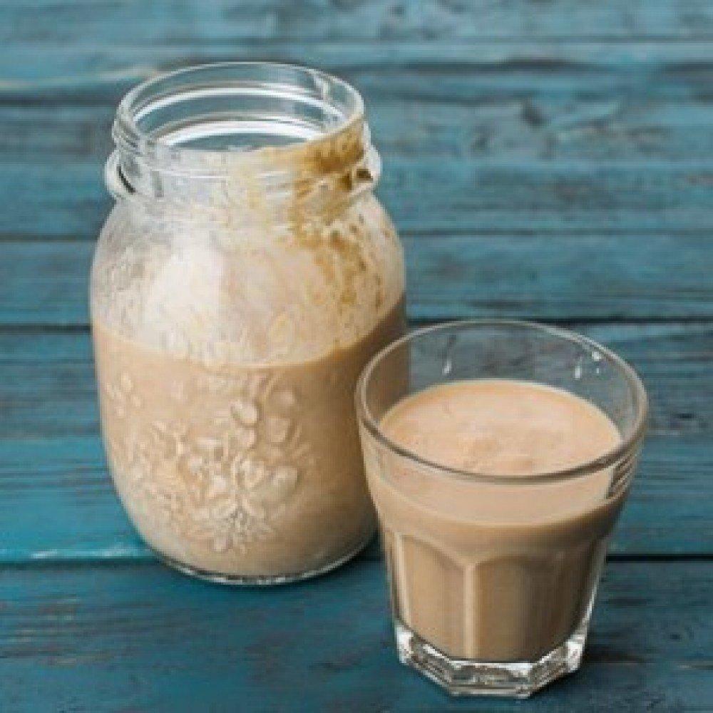 Как сделать простоквашу из топленого молока