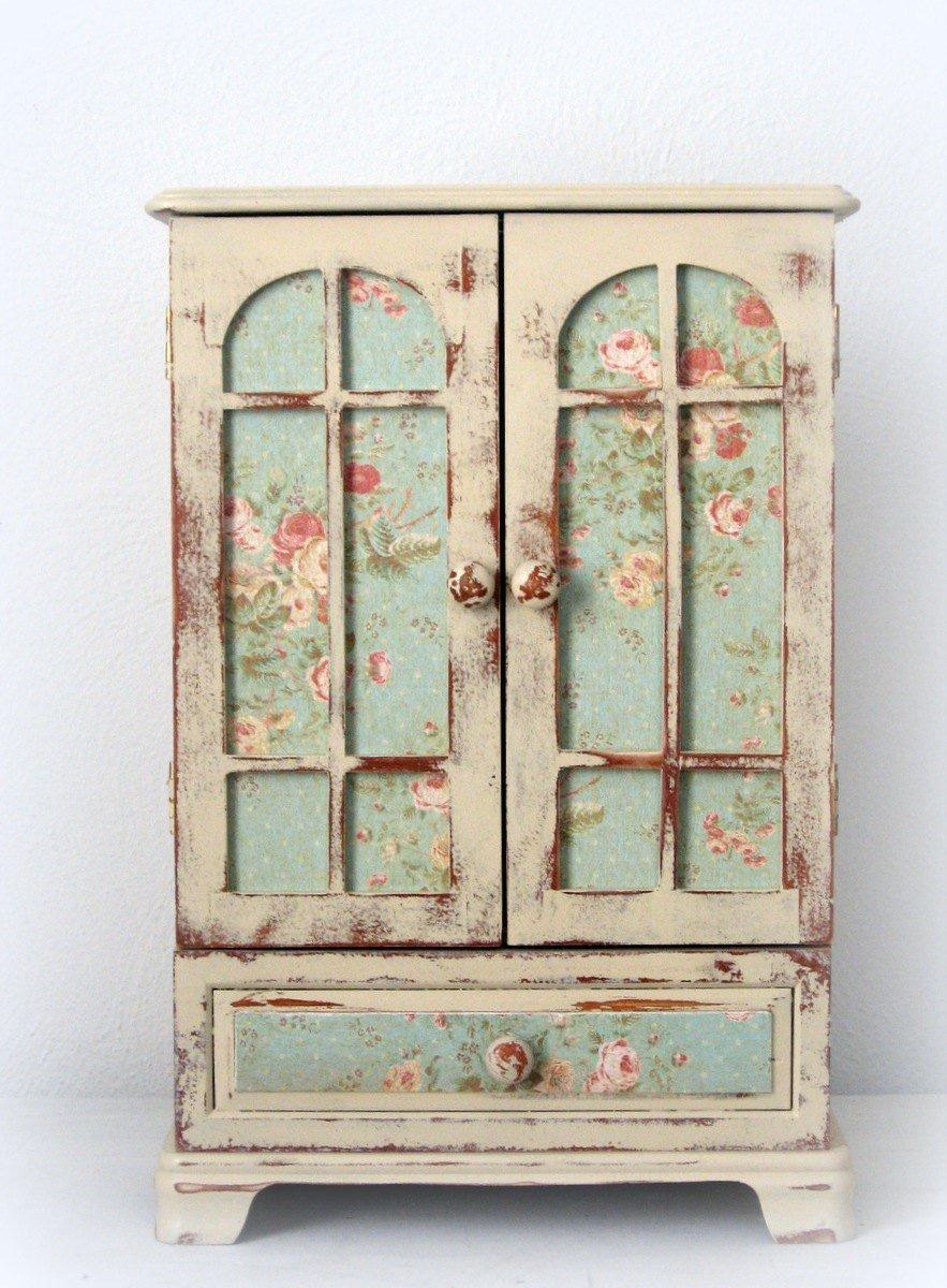 Декупаж шкафа своими руками: выбор идеи для декора 7