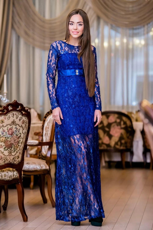 Дагестанские вечерние платья