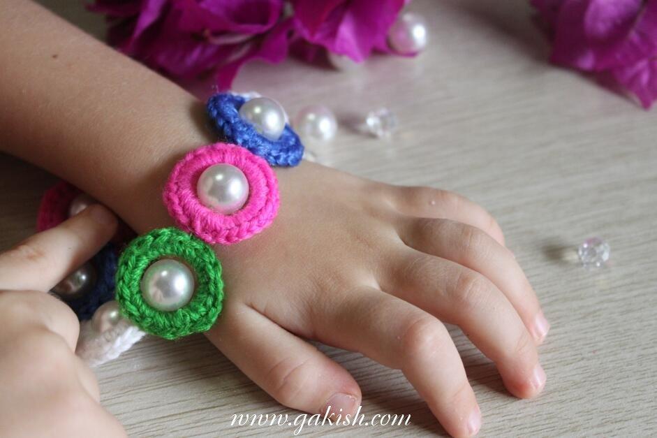 Как сделать кольцо для ребенка своими руками