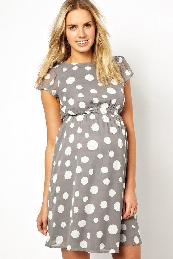 Фото красивые платья на беременных фото 57
