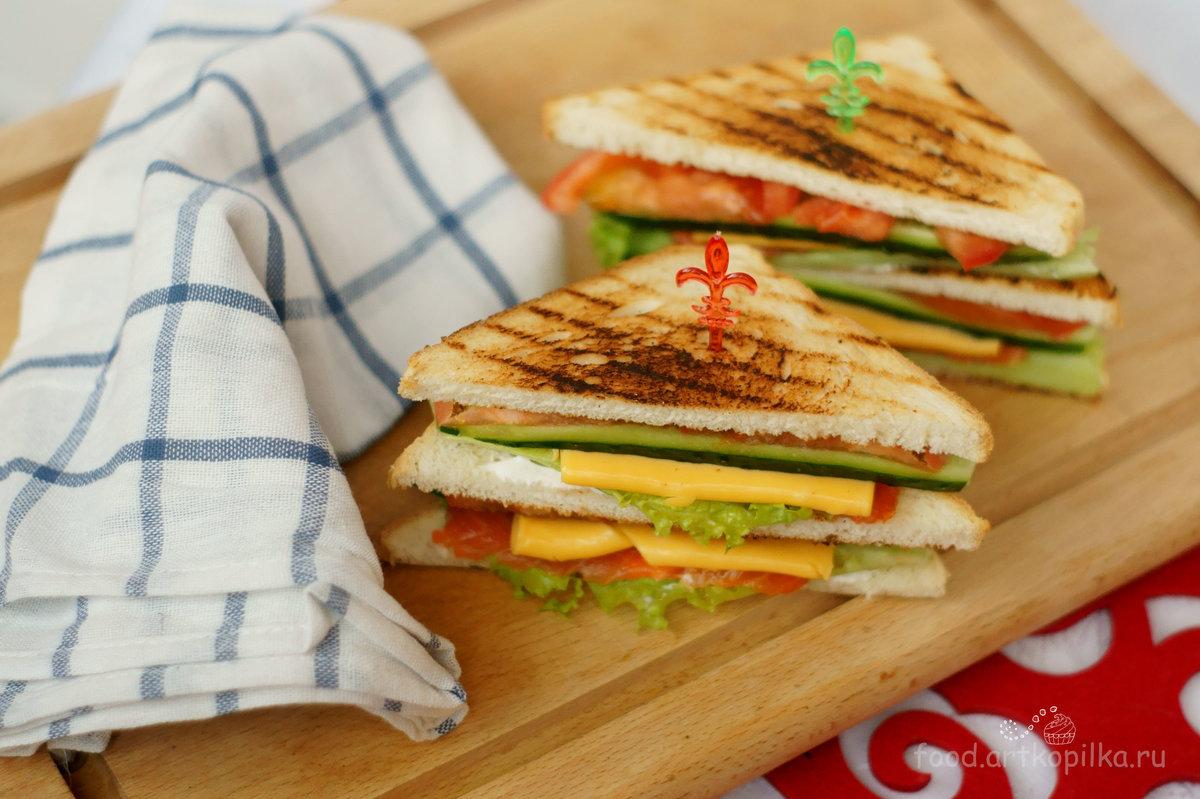 Как сделать сэндвич фото 681