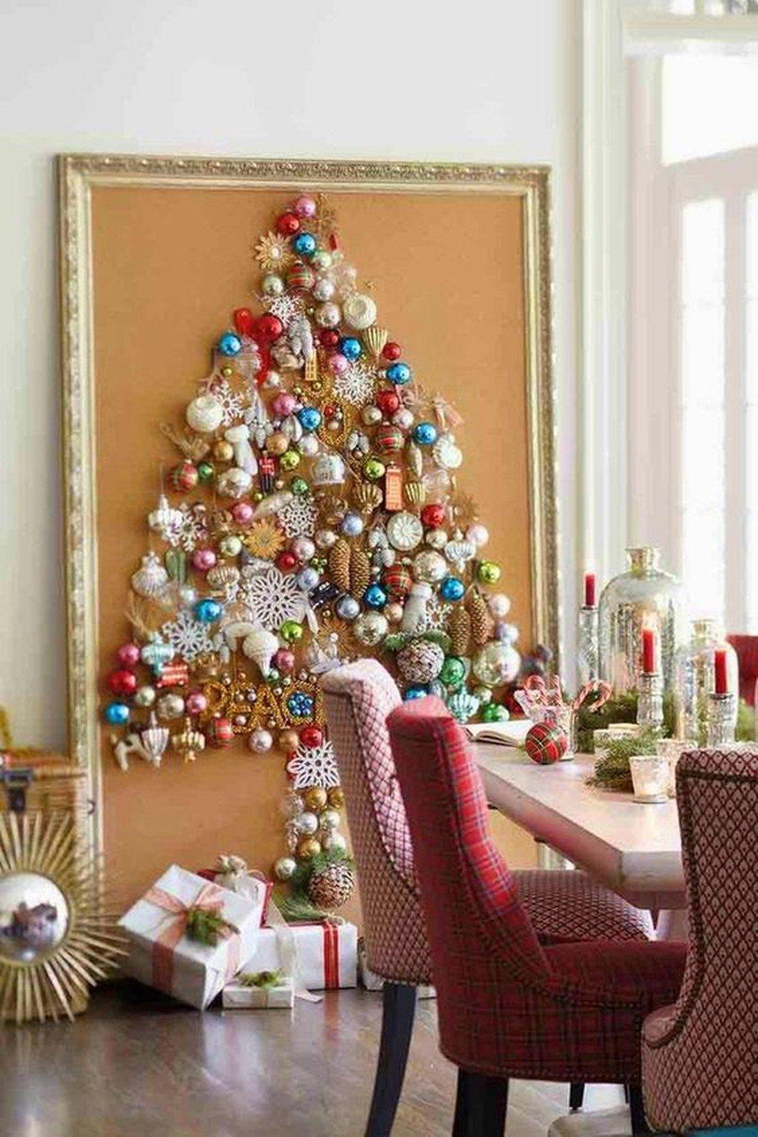 Праздничные украшение дома для дизайнеров
